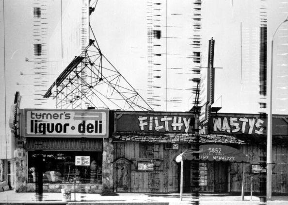 FilthyMcNasty's on Sunset Blvd. (The Viper Room)