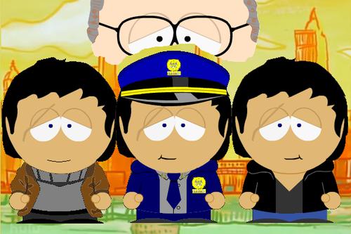 #FanArt South Park Scarface